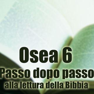 Osea 6
