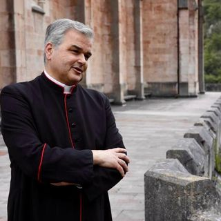 Entrevista al Padre José Juan Hernández por el P. Koldo Alzola