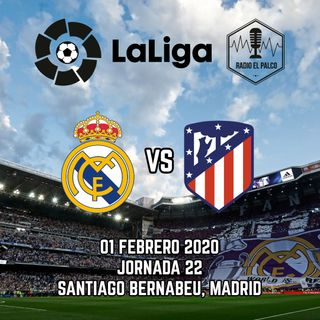 Real Madrid vs Atlético de Madrid en VIVO