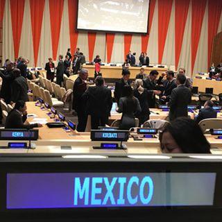México en Consejo de ONU