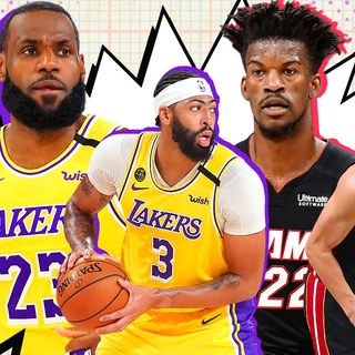 NBA Banter: Finals Preview! Will Lakers Go Small? Will Heat Use Zone?