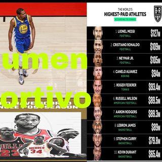 Episodio 13 - Kevin Durant lesión | David Ortiz | Christian Yelich | Jugadores mejores pagados |