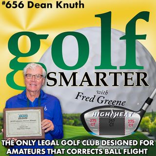 The Only Legal Golf Club Designed For Amateurs That Corrects Ball Flight