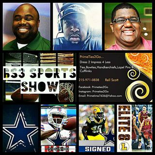 "BS3 Sports Show - ""Cowboys Rant"" ft @CTSportsRadio .@bspodcast864"