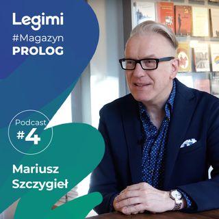 Rozmowa z Mariuszem Szczygłem