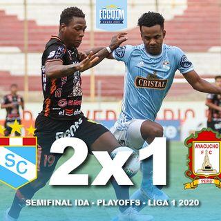 La Cancha: Sporting Cristal 2 - Ayacucho FC 1