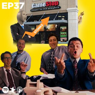 Episodio 37: The micio of Wall Street