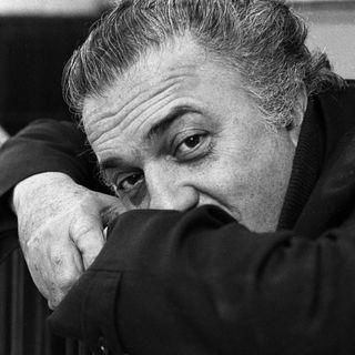 Die Reise des Giuseppe Mastorna - Federico Fellinis Selbsterkenntnistrip (1/2)