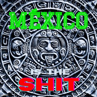 México Is the Shit Vol. 1. Música tradicional oaxaqueña y veracruzana.