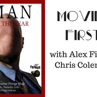 Movies First with Alex First & Chris Coleman - Live Theater - Man Of The Year