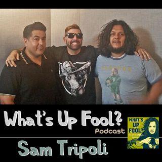 Ep 160 - Sam Tripoli