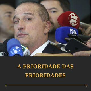 Editorial: A prioridade das prioridades