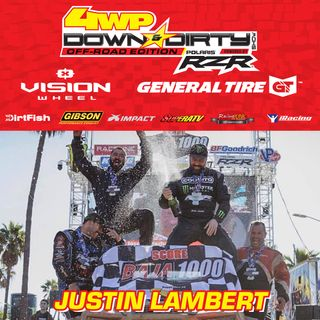 #29 - Off-Road Edition - Baja 1000 Champ Justin Lambert