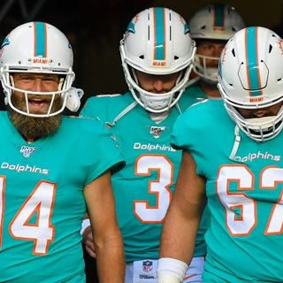 DT Daily: Post Game Wrap Up Show: Dolphins beat Jaguars