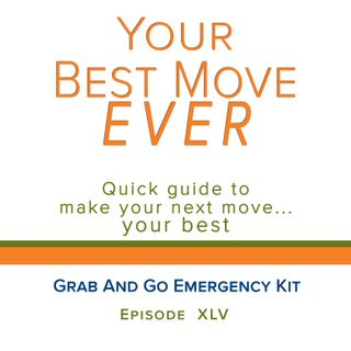 Ep 45 - Grab And Go Emergency Kit