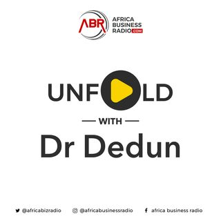 Unfold With Dr. Dedun