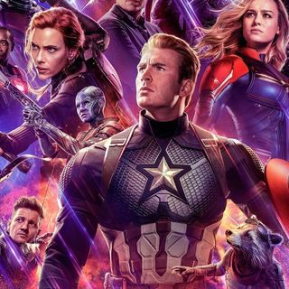 Ep. 60: Part II (SPOILERS) Avengers: Endgame Review