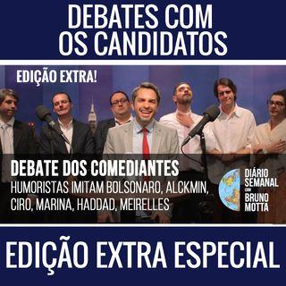 DS_S01E08 - EXTRA! Debate dos Comediantes Presidenciáveis