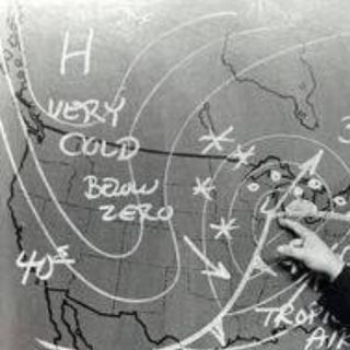Weather docile. Brad Field remembers