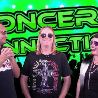 CC hosted by Ric Hare interview with John and Shannon from Rocket Queen + info on shows & events for Mar 12 - Mar 14 2020