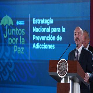 Presentan estrategia para alejar a los jóvenes de las drogas