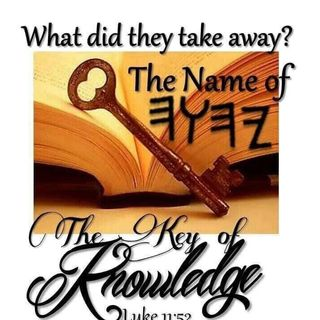 God Has A Name - Revealing The Name Of God Using Ancient Hebrew
