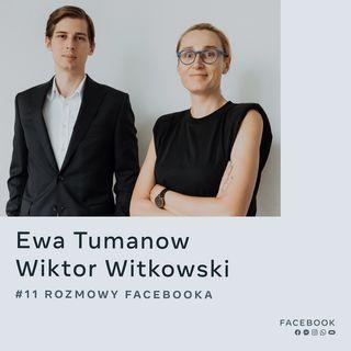 O innowacjach w płatnościach - Ewa Tumanow i Wiktor Witkowski