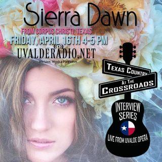 Sierra Dawn 4/16/21