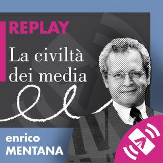"""10 > Enrico MENTANA """"La civiltà dei media"""""""
