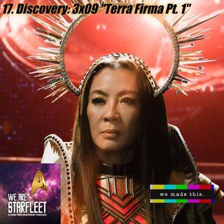 "17. Discovery: 3x09 ""Terra Firma Pt. 1"""