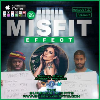 The UK Effect w/  Adreena Winters