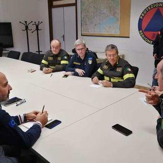 Nevicate abbondanti e forti piogge sul Veneto: la Regione convoca l'unità di crisi