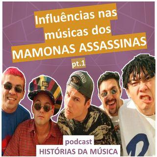 #01 Influências nas músicas dos Mamonas Assassinas (pt.1)