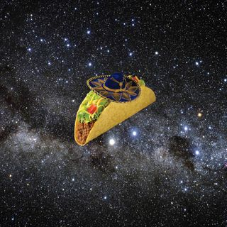 Sexi Mexi Space Taco TAKE 3