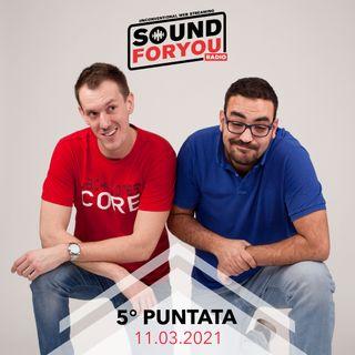 Sound For You Radio - Sanremo e canzoni italiane - 11.03.2021
