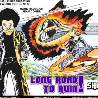 Long Road to Ruin: Shaft Trilogy