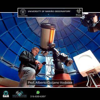 NUESTRO OXÍGENO Astronomía y fotografía en cuarentena - Dr. Alberto Quijano Vodniza