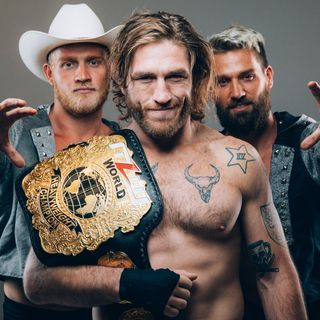 On the Mat: Guest former MLW Heavyweight Champion Tom Lawlor