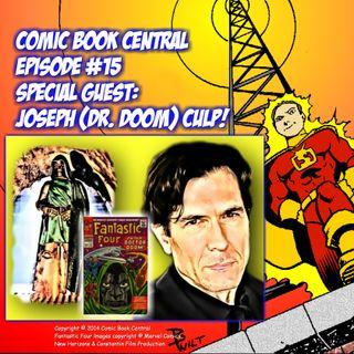 #15: Joseph Culp