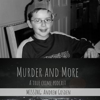 MISSING: Andrew Gosden