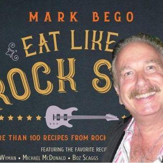 Mark Bego and Mary Wilson Eat Like A Rock Star