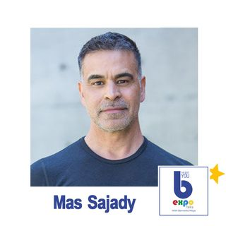 Mas Sajady at the Virtual EXPO LA 2020