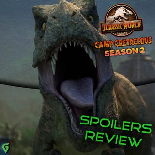 Jurassic World: Camp Cretaceous Season 2 Spoilers Review