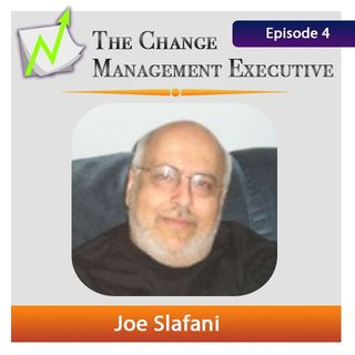 """""""Don't think of change in terms of success or failure"""" with Joe Sclafani"""
