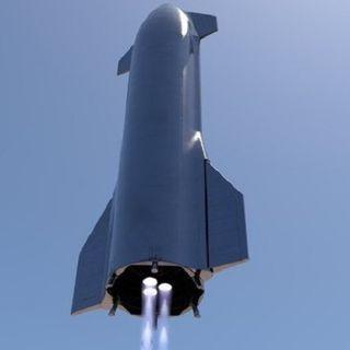 ActuNewSpace S1E1 Spacex va trop vite ?! SN11 est la