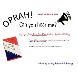 Oprah - Can You Hear Me - 1 - Just For Fun