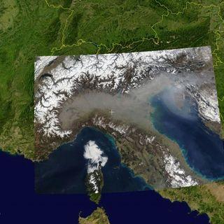 Correlazione fra polveri sottili e Covid-19: Arpa Veneto partecipa a una ricerca nazionale