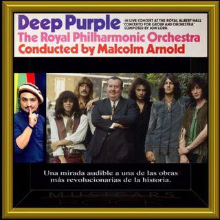 """""""Concerto For Group And Orquestra"""" lo más revolucionario en la historia del Rock Sinfónico"""