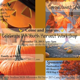 IAA Youth Harvest Workshop Commercial