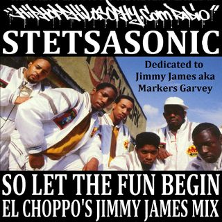 Stetsasonic - So Let The Fun Begin (El Choppo's exclusive Jimmy James version)